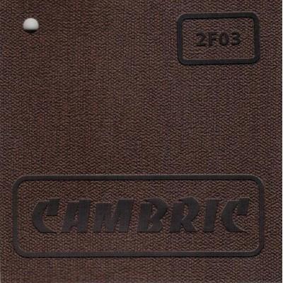 Cambric 2F03 (шоколадный)