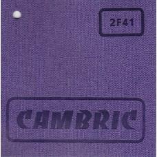 Cambric 2F41 (фиолетовый)