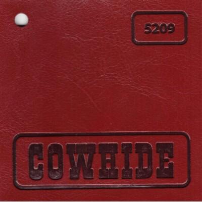 Cowhide 5209 (бордовый)