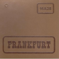 Frankfurt 16A28 (коричневый)