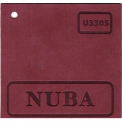 Nuba U3305 бордовый