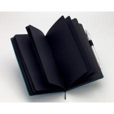"""Блокноты с черной бумагой """"Standart"""" цвет в ассортименте"""