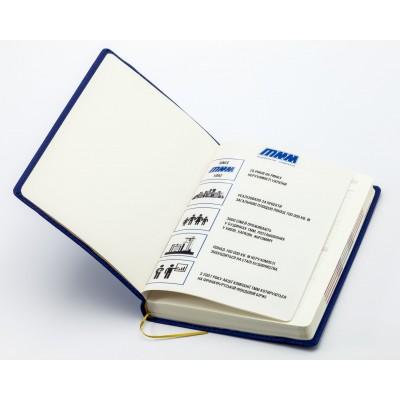 Вклейка информационных разделов