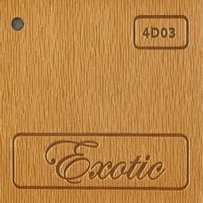 Exotic 4D03 (золотой)