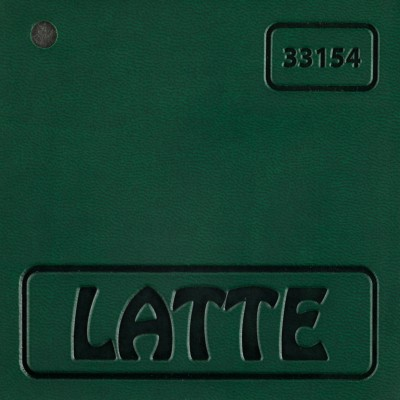 Latte 33154 (зеленый)