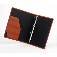 Папка 4-х скобная цельнокроеная  с карманом