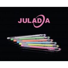 Гелевая ручка розовая