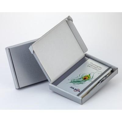 Коробка подарочная А5,В5